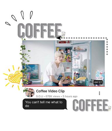 Coffee Video Clip