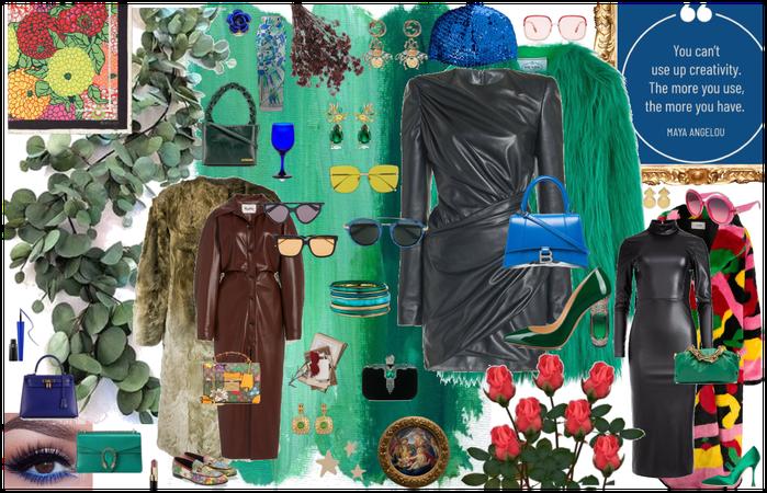 Fashion Week: Leather & Fur
