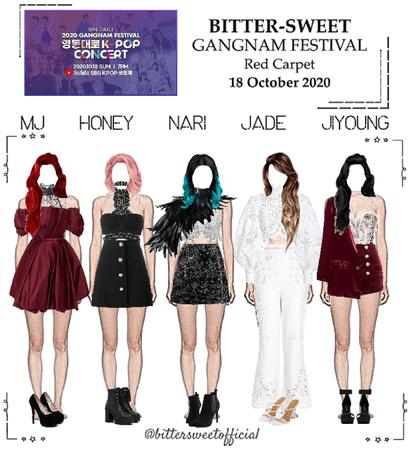 BITTER-SWEET [비터스윗] ONTACT GANGNAM FESTIVAL 2020 201018