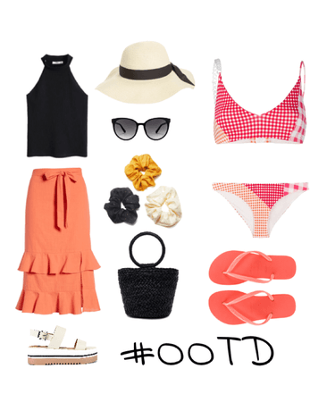 #OOTD: at the beach
