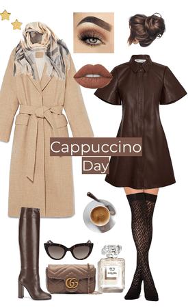 cappuccino day
