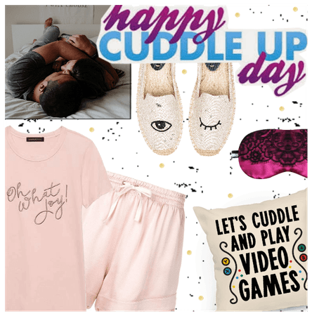 Happy Nat. Cuddle Up Day 1/6/19