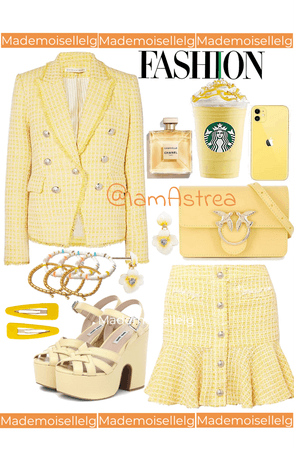 amazing yellow