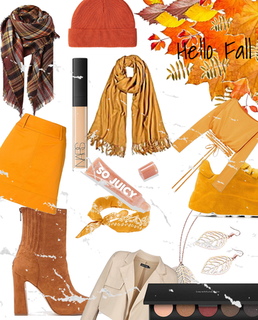 hello fall 😁