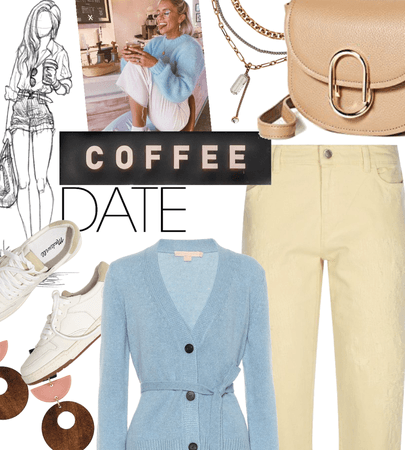 coffee date chill