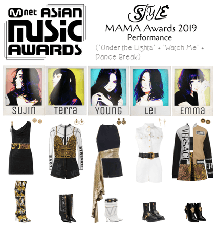 STYLE Mnet Asian Music Awards 2019 (Performance)
