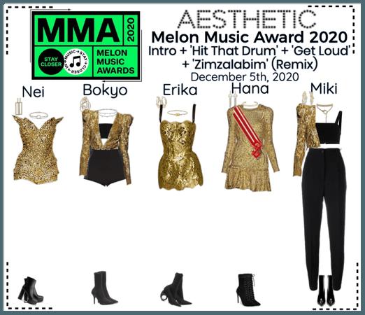 AESTHETIC (미적) [MELON MUSIC AWARDS 2020]