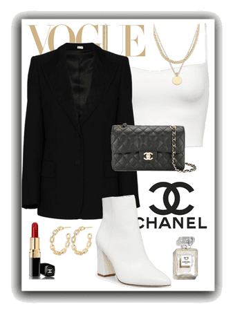 It's Chanel baby