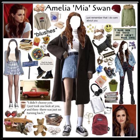 Amelia 'Mia' Swan | Twilight OC