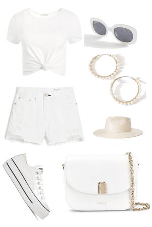 white monochromatic