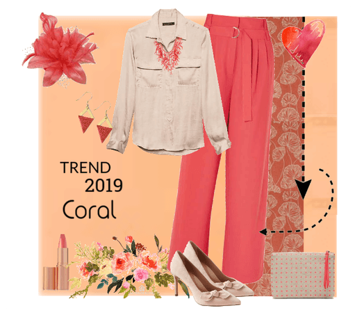 Trend 2910 ~ CORAL