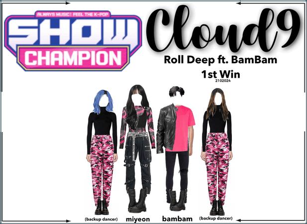 Cloud9 (구름아홉) | Show Champion 1st Win | 210224