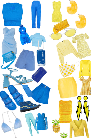 blue and yellow who win