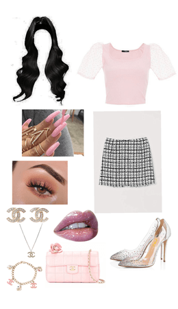 Modern Gretchen Wieners Outfit Shoplook The best gifs for gretchen wieners. modern gretchen wieners outfit shoplook