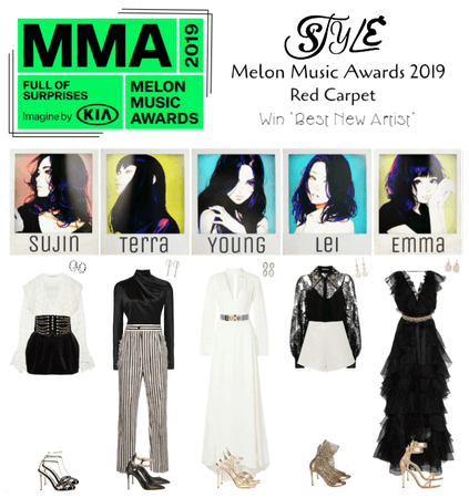 STYLE Melon Music Awards 2019 (Red Carpet)