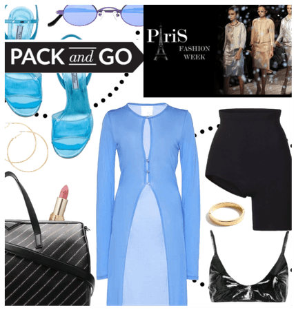 Pack for Paris Fashion Week