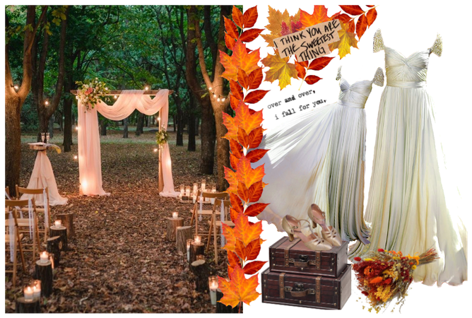 My Dream Wedding Aesthetic