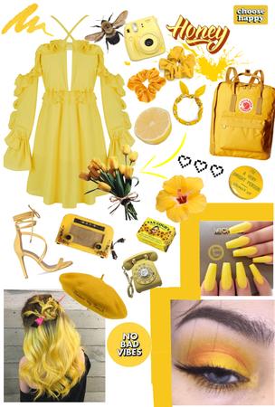 Yellow 🔥💛