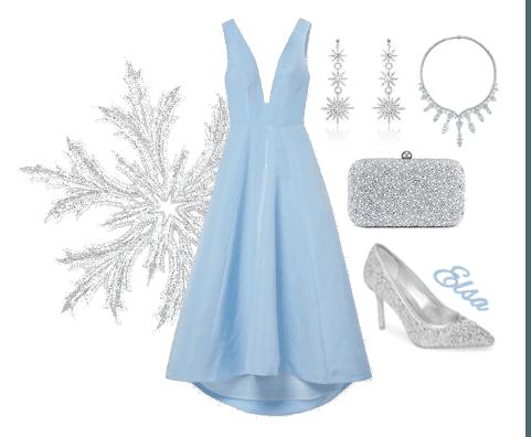 Elsa inspired
