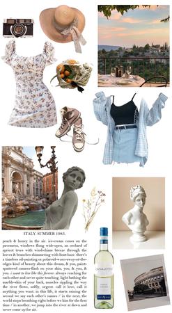 vacation to Italy 🇮🇹👒