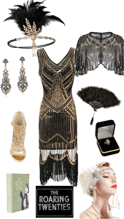 Great Gatsby Engagement