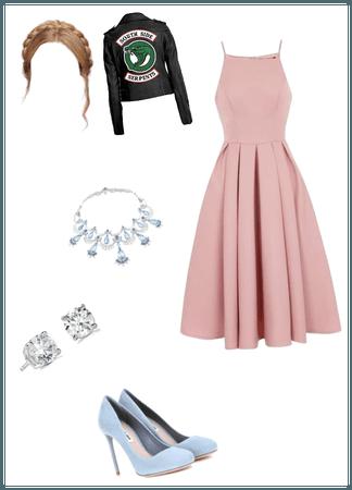 Betty's Prom dress