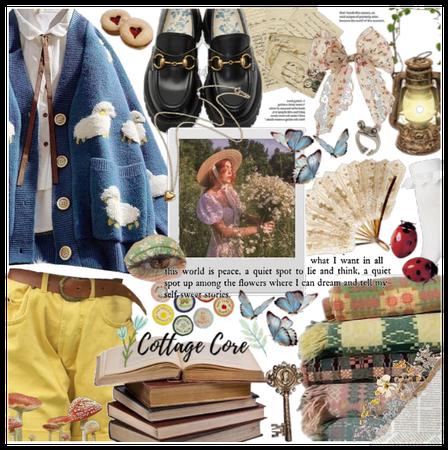 -cottage core-
