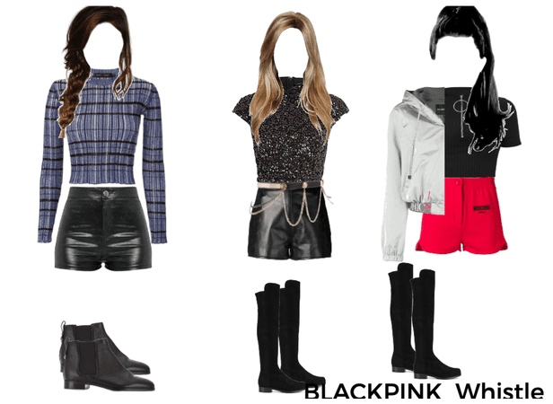 BLACKPINK_Whistle