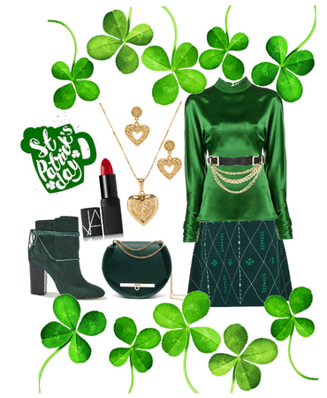 St patrick's day style