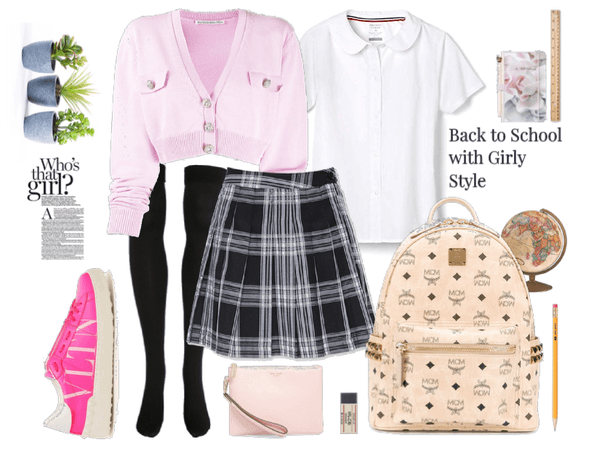 Back to School with Girly Style_4