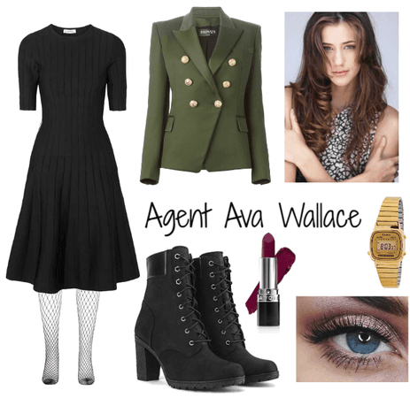 Agent Ava Wallace