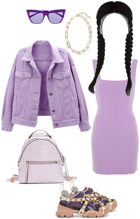purple comes back