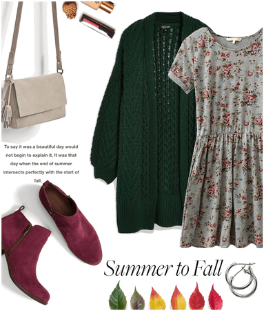 SUMMER TO FALL j