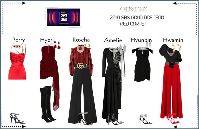 [GENESIS] 2019 SBS GAYO DAEJEON RED CARPET