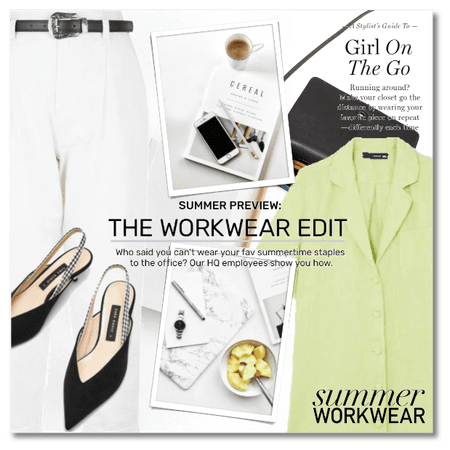 The Summer Workwear Edit