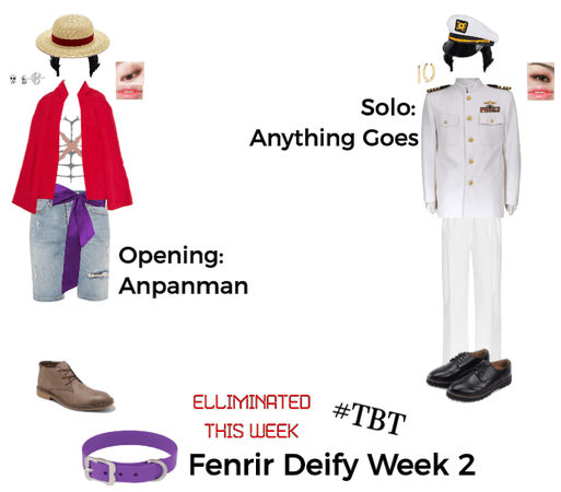 #TBT Fenrir Week 2 Deify