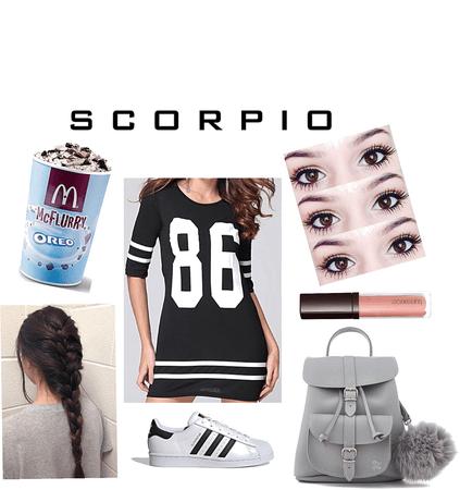 Scorpio Outfit