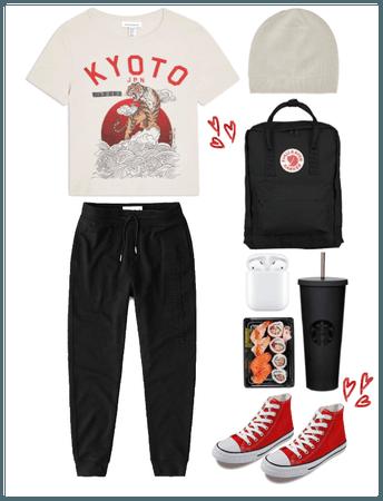 Kyoto and Sushi
