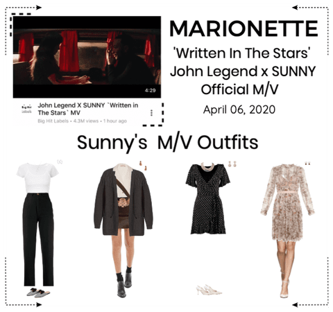MARIONETTE (마리오네트) [SUNNY] 'Written In The Stars'