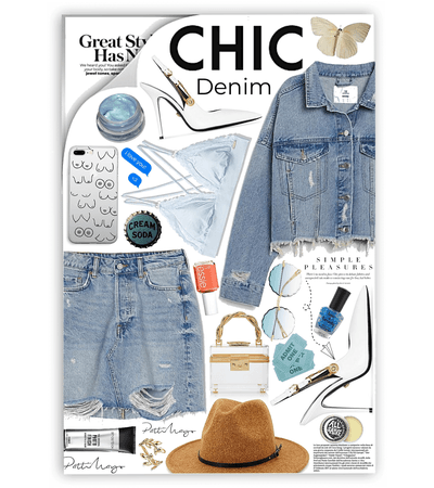CHIC DENIM 💙