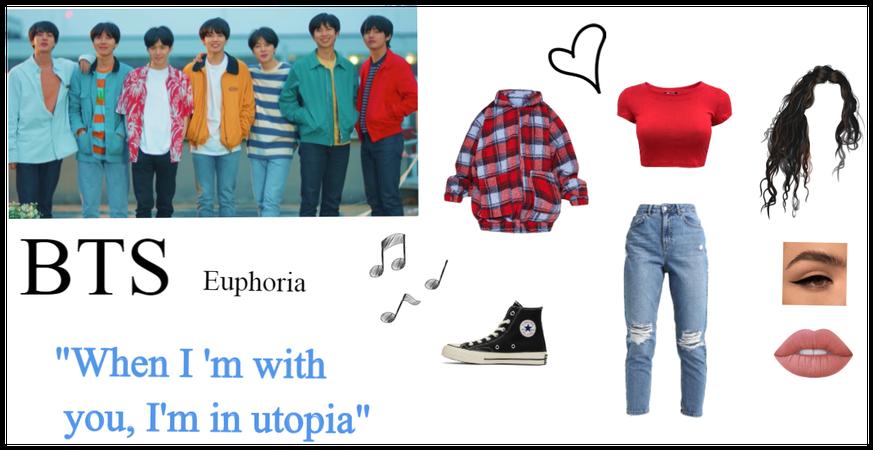 BTS- Euphoria