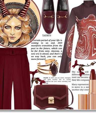 Taurus ♉️ fashion horoscope