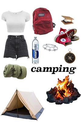camping getaway
