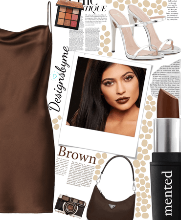 Match your lipstick brown🤎