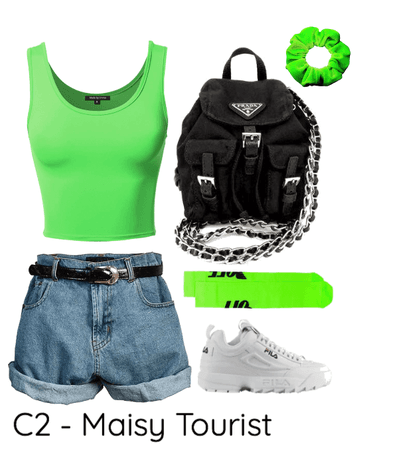 Maisy Tourist