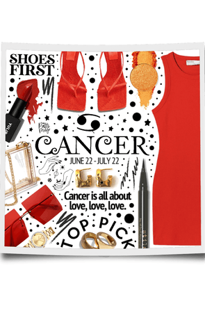 CANCER IN RED 🦀