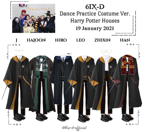 6IX-D [식스디] Dance Practice 210119