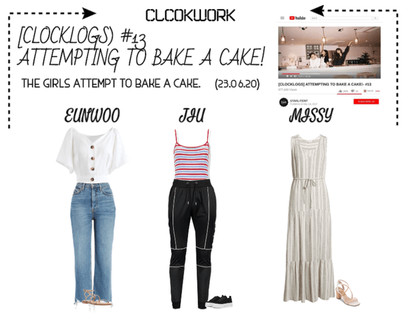 *CWK*  CLOCKLOGS EP.13   ATTEMPTING TO BACK A CAKE