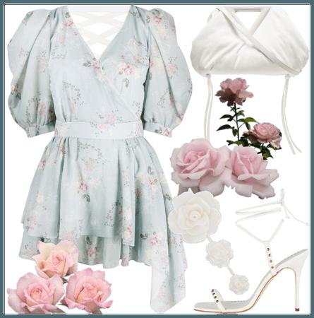oc - pretty in florals