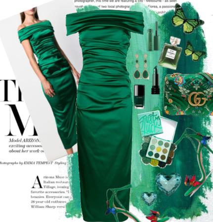 ❎ Green ❎